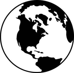 world-globe-bw-clip-art